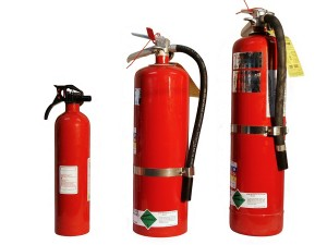 Fire Extinguisher Safety in Burien, WA