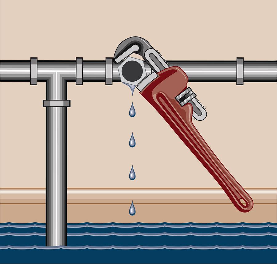 Water Leak in Burien, WA