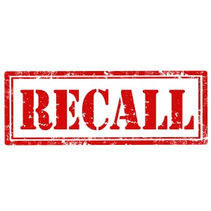Vehicle Recall in Burien, WA