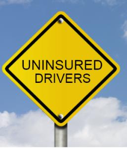 Beware of Uninsured Motorists in Burien, WA