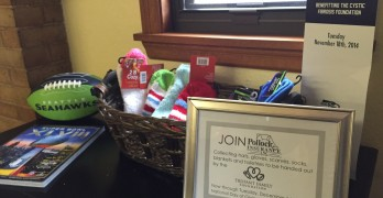 Pollock Insurance offers National Day of Giving Collection for Trufant Family Foundation